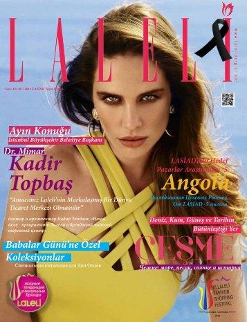Laleli Dergisi Sayı: 161