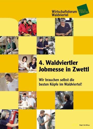 Jobmesse Zwettl_140919
