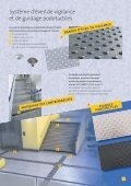 DOUCHES - PODOTACTILES - LUMINAIRES   2014/2015 - Page 7
