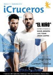 Número 11 de la revista iCruceros