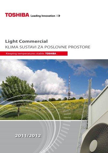 Light Commercial 2011/2012 - AIR-COND Klimaanlagen ...