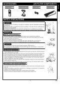 AIR CONDITIONER (SPLIT TYPE) - Seite 7