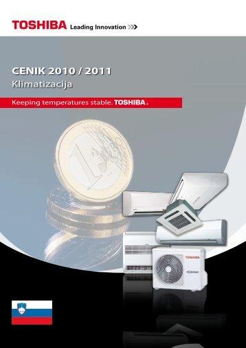 cenik 2010 - AIR-COND Klimaanlagen Handelsgesellschaft.mbH