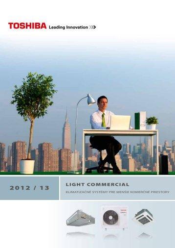 light commercial - AIR-COND Klimaanlagen Handelsgesellschaft.mbH