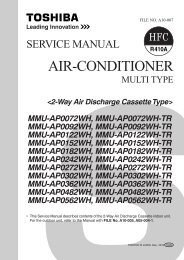 2-Way Air Discharge Cassette Type