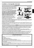 Digitale XV6**D-reeks Digitale ZV6**D-reeks - Toshiba-OM.net - Page 5