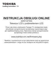 Untitled - Toshiba-OM.net
