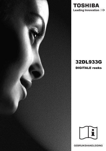 32DL933G - Toshiba-OM.net