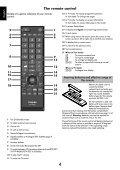 User Manual AV6**D Digital Series RV6**D ... - Toshiba-OM.net - Page 6