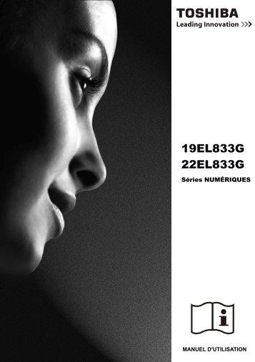 19EL833G 22EL833G - Boulanger