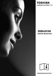 26DL833G - Toshiba-OM.net