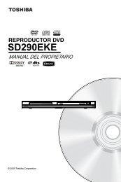 SD290EKE - Toshiba-OM.net