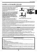 Digitale RV73*-reeks Digitale XV73*-reeks ... - Toshiba-OM.net - Page 5