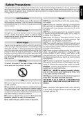 23DL933G 23DL934G - Toshiba-OM.net - Page 4