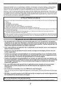 GEBRUIKERSHANDLEIDING - Toshiba-OM.net - Page 7