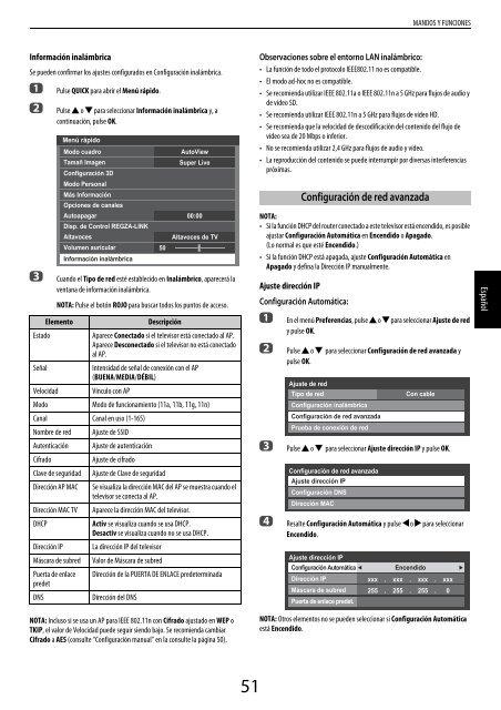 WL86* Digital Series YL86* Digital Series YL87 ... - Toshiba-OM.net