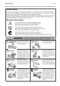 TRST-A10 Owner's Manual - TOSHIBA TEC Canada - Page 3