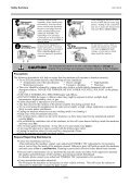 TRST-A10 Owner's Manual - TOSHIBA TEC Canada - Page 4