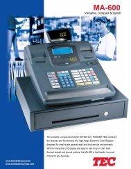 MA-600 Brochure - Toshiba