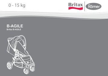 Britax B Agile Instrukcja.pdf - Tosia.pl