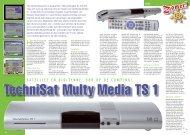 TechniSat Multy Media TS 1 - Totaal TV