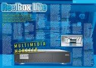 De ReelBox is op dit - Totaal TV