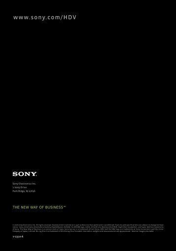 Download now - Sony