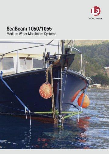 SeaBeam 1050 / 1055 - Elac-Nautik