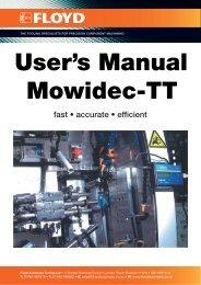 1 - Floyd Automatic Tooling Ltd