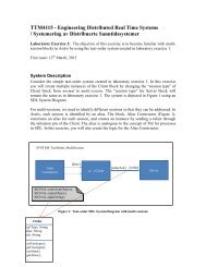 PSoC® 3 and PSoC 5 Interrupts - Real Time Distributed