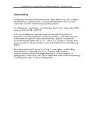 Sammendrag - Department of Telematics - NTNU