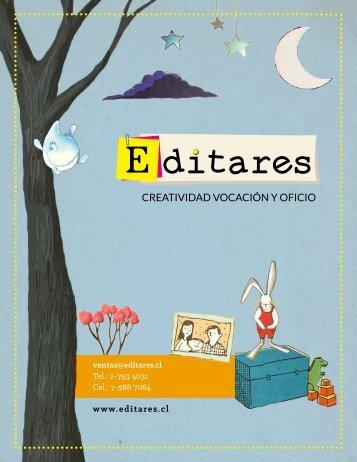 ventas@editares.cl Tel.: 2-793 4031 Cel.: 7-588 7064