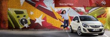 Novo Opel Corsa - TextoVirtual.com