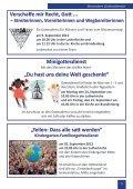 GEMEINDEBRIEF - Ev. Kirche Speldorf - Seite 5