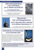 GEMEINDEBRIEF - Ev. Kirche Speldorf - Seite 6