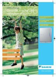 Broschüre Daikin Luftreiniger - Office24-GmbH