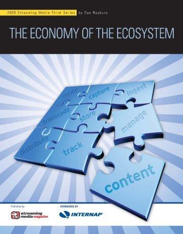 The Economy of the Ecosystem - Internap