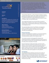 Planetvu Case Study page 1 - Internap