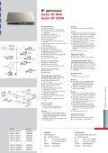 Brochure tiptel IP 800/3000 - Page 2
