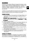 Gebruiksaanwijzing (NL/B) Installationsanleitung (D/A/CH ... - Tiptel - Page 5