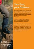 Download the Tiso Footwear Fitting and Care Guide - Page 2