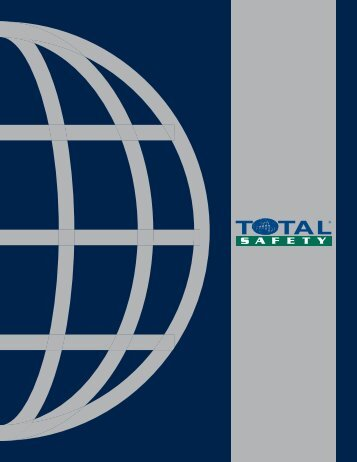 Capabilities Brochure - Total Safety