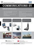 COMMUNICATIONS EQUIPMENT - Total Safety - Page 2