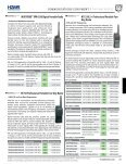 COMMUNICATIONS EQUIPMENT - Total Safety - Page 5