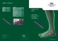 Télécharger la Brochure FusiFIX™ 4.0 - Small Bone Innovations