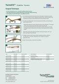 Download the TwistoFIX™ surgical technique - Small Bone ... - Page 2