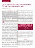 American Journalof Orthopedics® - Small Bone Innovations - Page 4