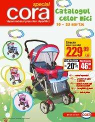Catalog CORA pentru copii valabil 10-23 martie-1.pdf - TotulRedus.ro