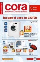 Catalog CORA Supliment 31 mai - 13 iunie-1.pdf - TotulRedus.ro