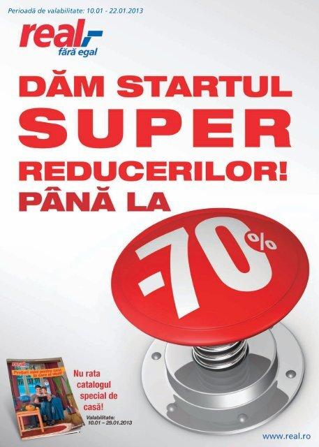 Catalog REAL ,- Super reduceri de pana la 70 ... - TotulRedus.ro
